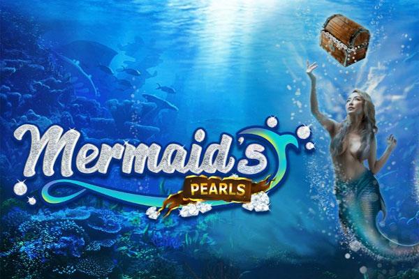 Mermaid's Pearls Slot Game