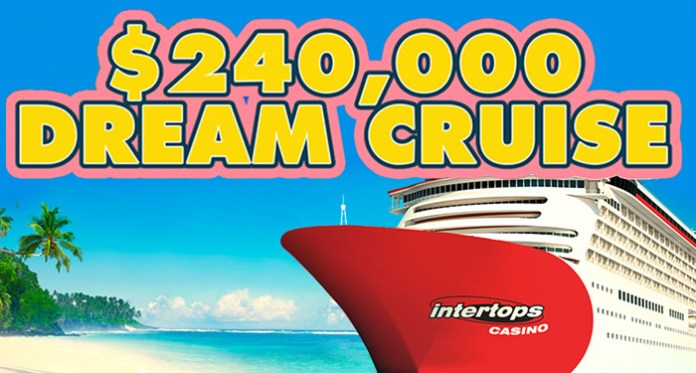 Intertops Casino Dream Cruise $240,000 Casino Bonus Contest