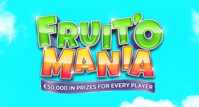 Win €50K + Luxury Las Vegas Adventure with Bitstarz Fruito' Mania