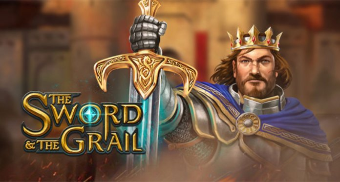 Explore Adventures with Play'n Go's Latest Slot, The Sword and the Grail
