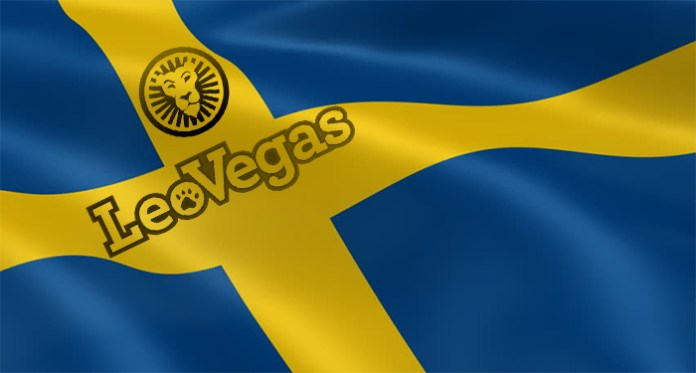 LeoVegas Granted a Five-Year Swedish Operating License