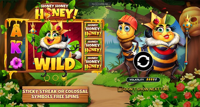 Sweet New Slot from Pragmatic Play with Even Sweeter Player Bonus