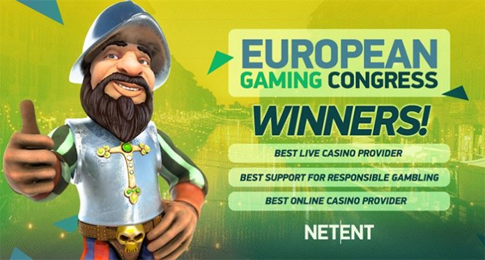 NetEnt Receives Recognition at the 2019 Southern Gaming Awards