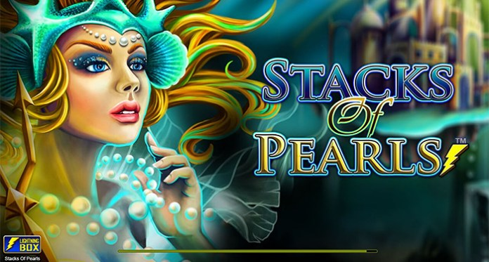 Lightning Box Unleashes its Stacks Of Pearls Slot