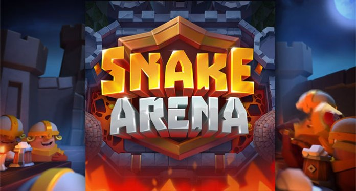 New Buy Free Spins Snake Arena from Relax Gaming