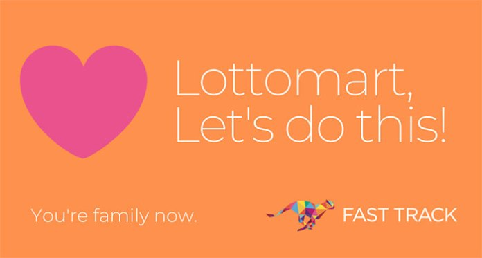 Lottomart Partners with FAST TRACK CRM to Power Their Player Engagement