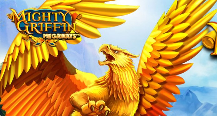 Play Blueprint Gaming's Mighty Griffin Megaways Slot at LeoVegas