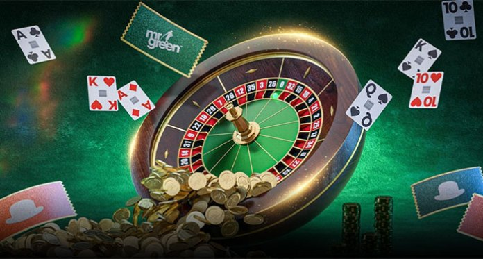 Mr Green Giving 10% Cashback Bonus, up to $200 on Roulette