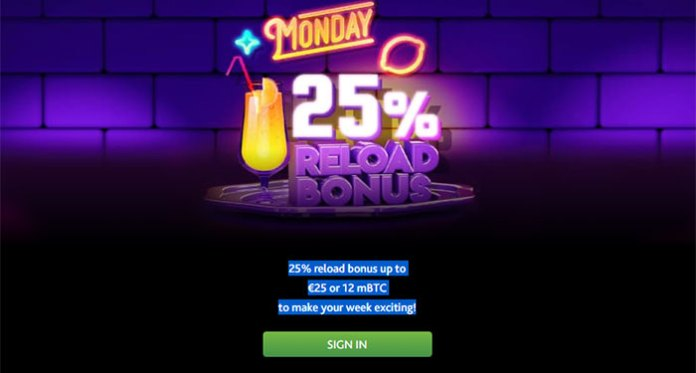 It's All in the Kick Off the Week with a Reload at Bitstarz Casinoof Gods When You Play BitStarz Casino