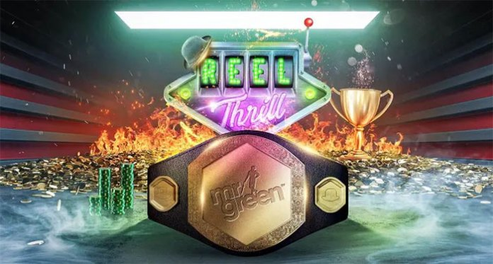 Join in On the Reel Thrill Tournaments at Mr Green Casino