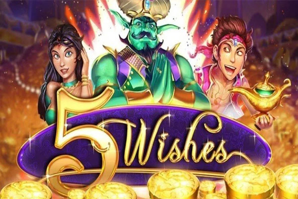 5 Wishes Slot Game
