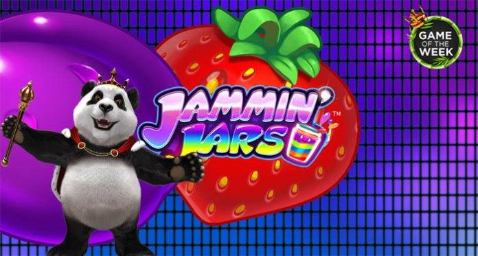 Free Spins on Jammin Jars Game of the Week at Royal Panda