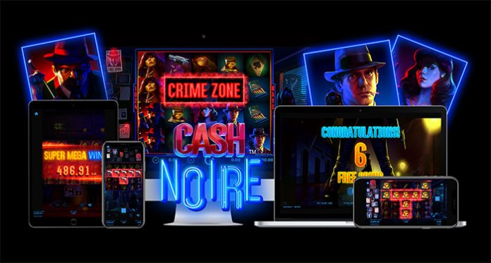 NetEnt's Latest Release Cash Noire™ is a Mystery Murder Sensation