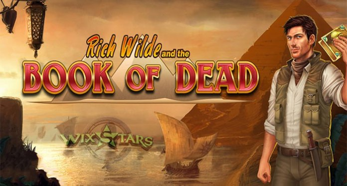 Play Rich Wild & Book of Dead Promo at Wixstars Casino