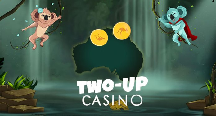 220% Plus 55 Free Spins When You Play Two-Up Casino