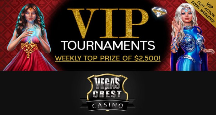 Spin and Win with Some Saucify Bonuses When you Play Vegas Crest