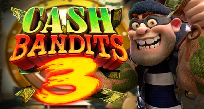 Play the New Cash Bandits 3 Slot With Special Introductory Bonuses