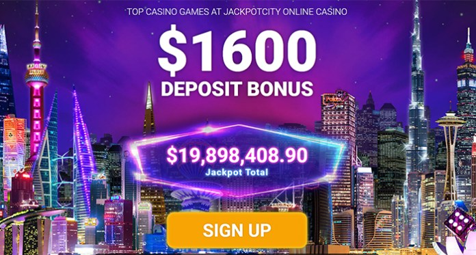 Win Massive Jackpots with $1600 on Your First Four Deposits