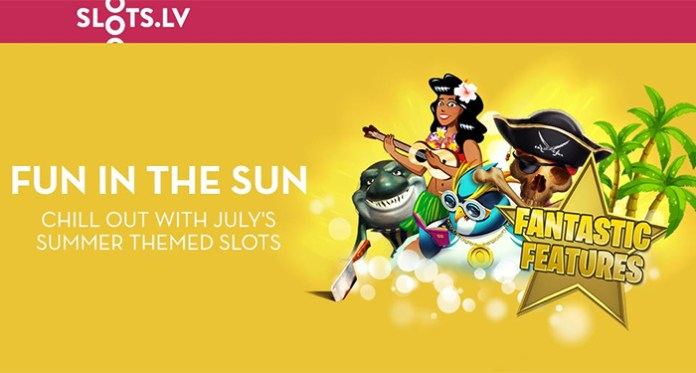 Slots Casino Fantastic Features Slot Series are Out of this World