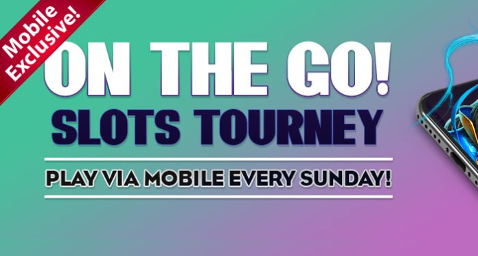 Win on the Go at Vegas Crest Casinos Slot Tourney