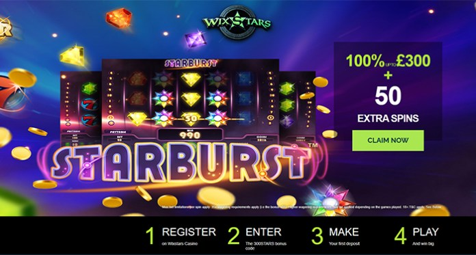 Wixstars Where Players Enjoy Winning and the Hottest Slot Titles