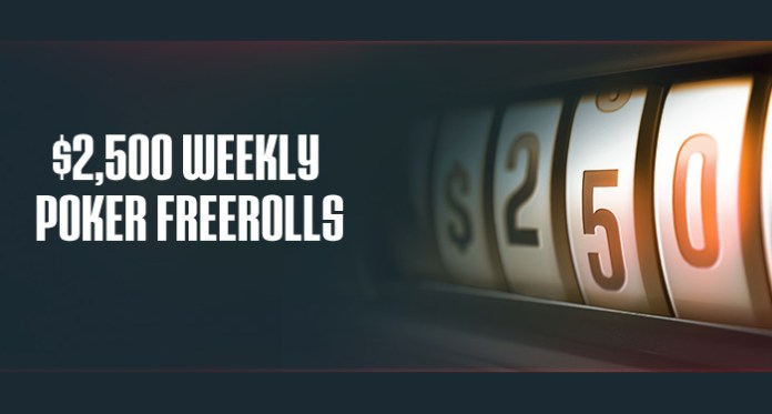 Win a Share of the $2,500 GTD Up for Grabs at Ignition Casino
