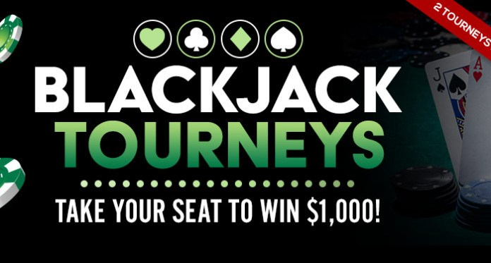 Win up to $1,000 in Vegas Crests' Weekend Blackjack Tournaments
