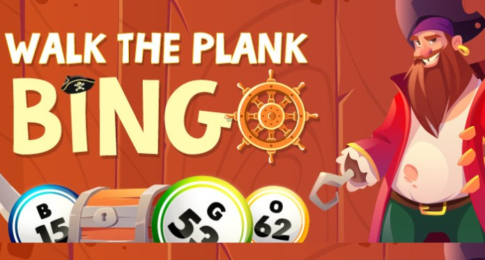Walk the Plank and Talk Like a Pirate at Vegas Crest Bingo
