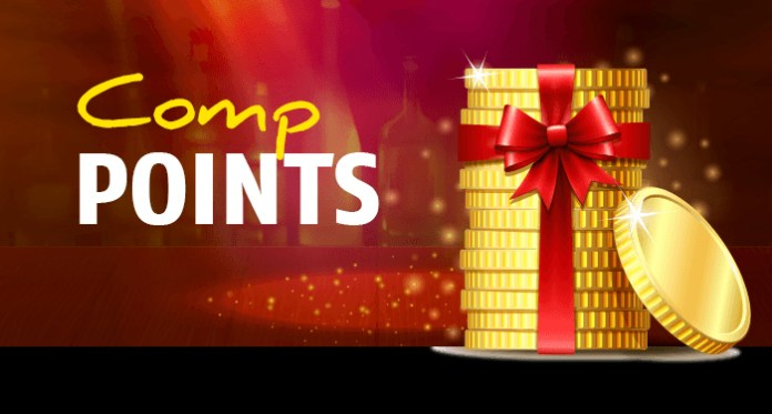 Get a $5 Free Chip, Double Comp Points Exclusively at Red Stag