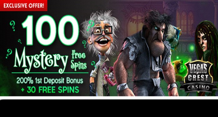New Slot Titles, Free Spins and An Unboolievable No Deposit Bonus!