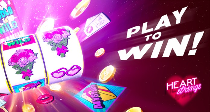 CryptoSlots is Pulling Your Heartstrings with Double Wilds and Bonuses