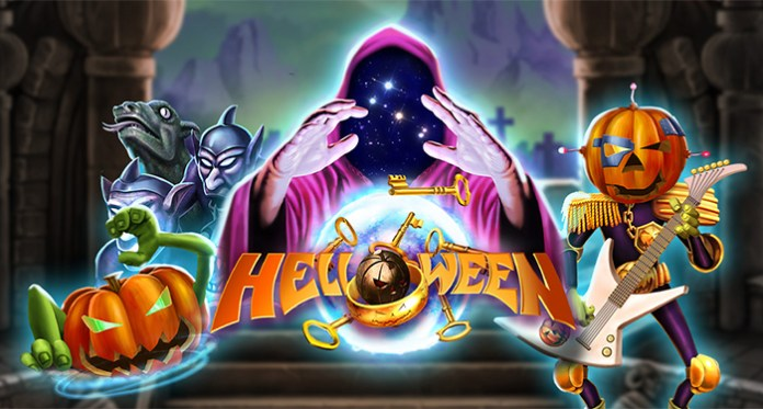 There's a Happy Helloween Celebration Happening Over at Wild Slots Casino