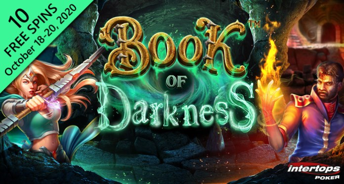 Intertops Poker Introduces Betsoft's Epic New 'Book of Darkness'