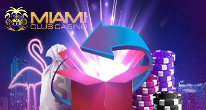 All Wagers Earn Rewards When You Play Miami Club Casino