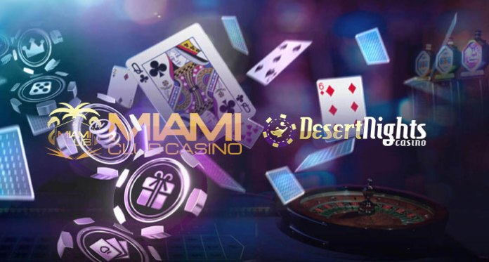 Enjoy a Winning Weekend at Desert Nights and Miami Club
