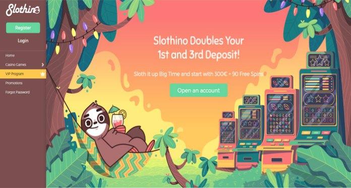 slothino online casino