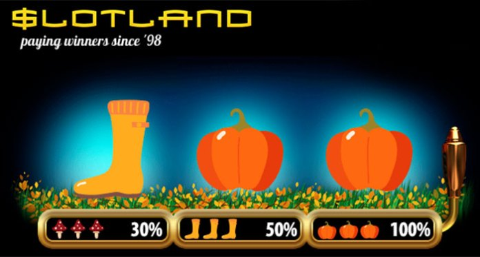 Fall into Wins When You Play Slotland's Fall Specials