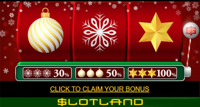 Its Extra Spins & Extra Wins at Slotland This Month