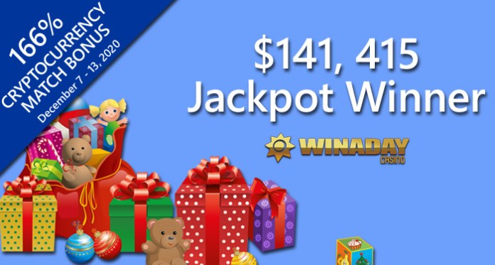 Mom Will Spoil Her Kids This Christmas After Hitting $141,415 Jackpot