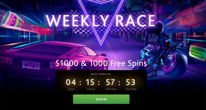 Spin for a Share of $1,000 and $1,000 in Free Spins at 7Bit Casino