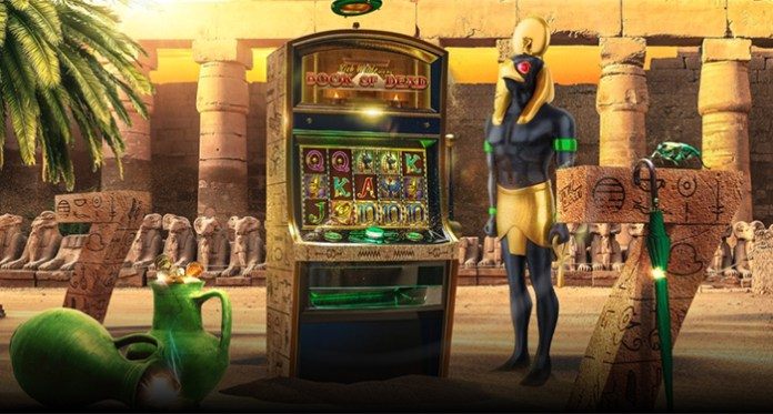 Free Spins Reward at Mr Green on Book of Dead Slots
