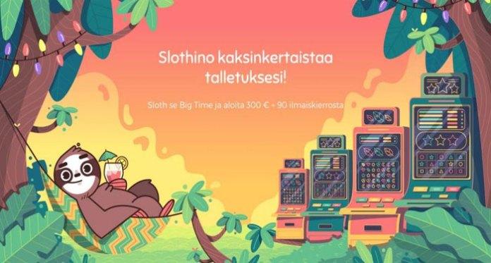 slothino finland