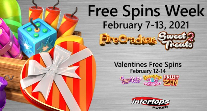 Free Spins Week as Intertops Showcases More Nucleus Games