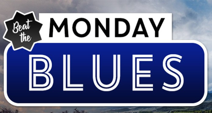 Beat the Monday Blues When You Play CyberSpins