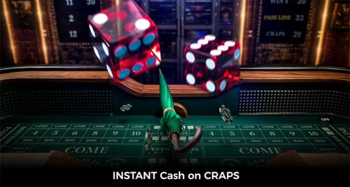 Get a Crap Load of Instant Cash at Mr Green Casino
