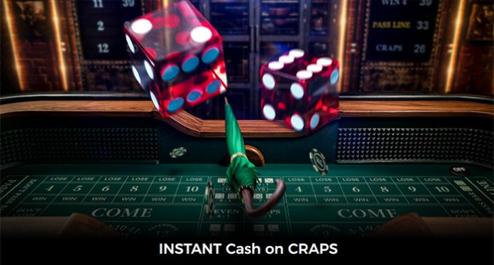Get a Crap Load of Instant Cash at Mr Green Casino