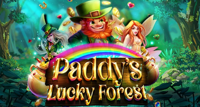 Celebrate St. Paddy's w/ Free Spins on Paddy's Lucky Forest