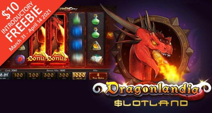 Win Instant Prizes in Slotland's New Dragonlandia
