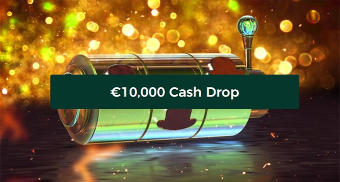 Play Now to Win in Mr Greens $10,000 Cash Drop Promotion