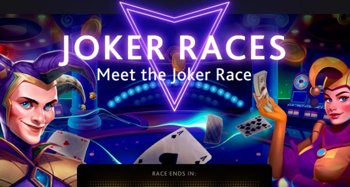 7BitCasino Presents the Joker Race with a Prize Pool of Comp Points